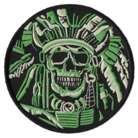 Patch Ecusson Lone Wolf - XL