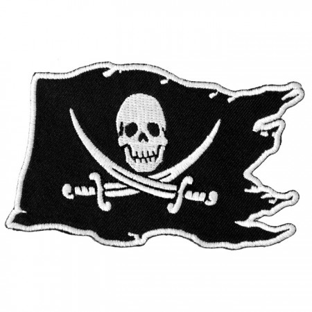 Patch Ecusson  Original - Blanc