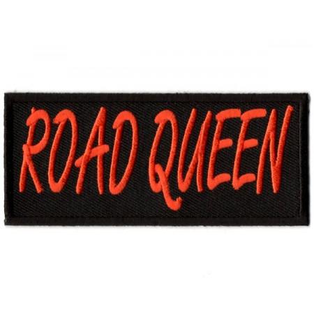 Patch Ecusson Biker Road Queen