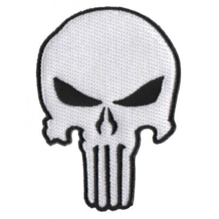 Patch Ecusson Skull...