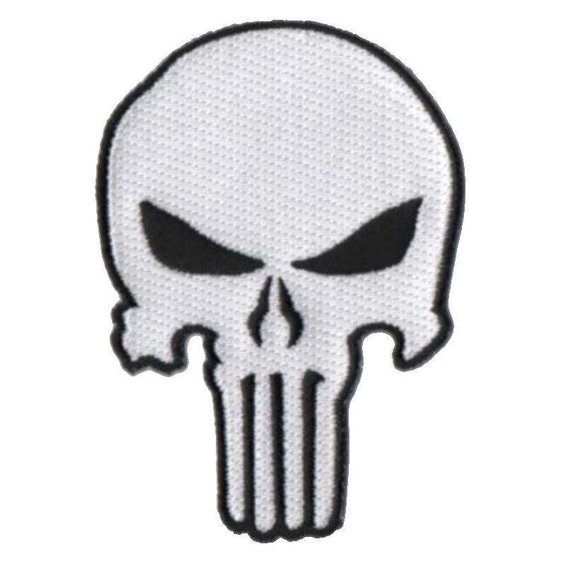 Patch Ecusson Skull...