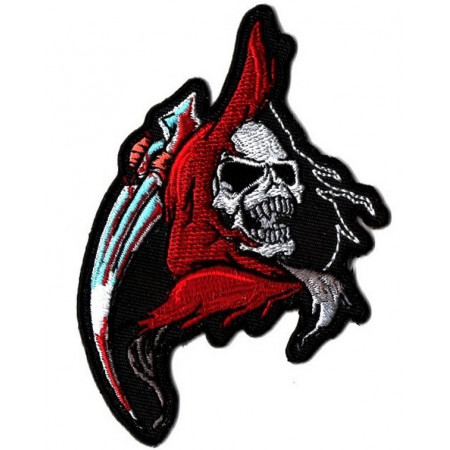 Patch Ecusson Skull Reaper...