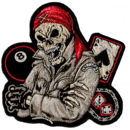 Patch Ecusson Pirate Skull...