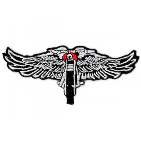 Patch Ecusson Biker...