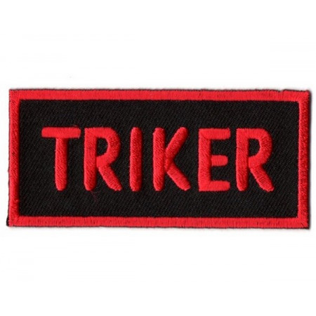 Patch Ecusson  Rebel Biker Sudiste