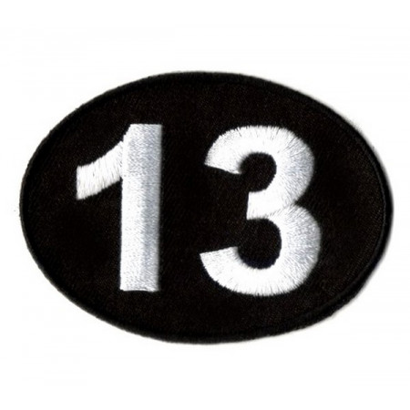 Patch Ecusson Biker N°13