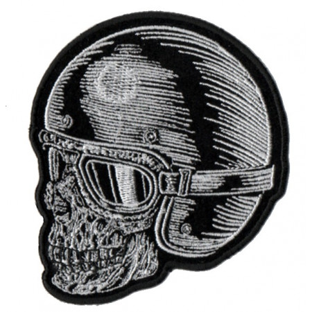 Patch Ecusson Biker Rebel