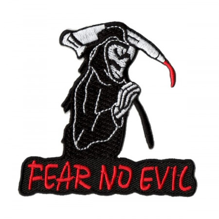 Patch Ecusson Biker Fear No...