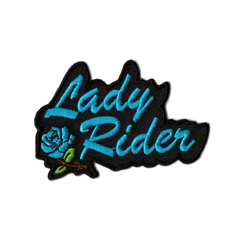 Patch Ecusson Lady Rider...