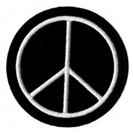 Patch Ecusson Peace