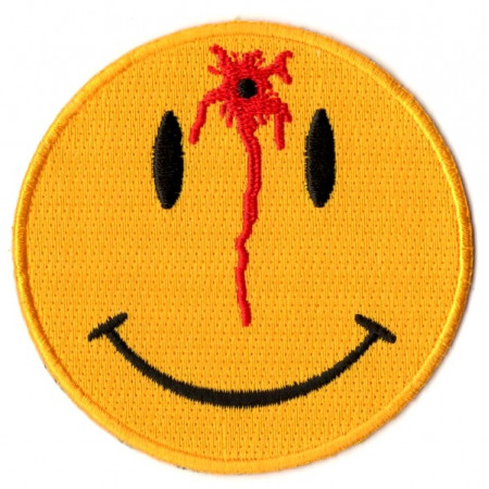 Patch Ecusson Smiley Shooting