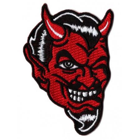 Patch Ecusson Red Devil