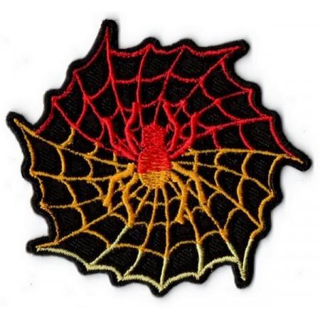 Patch Ecusson Spider Web