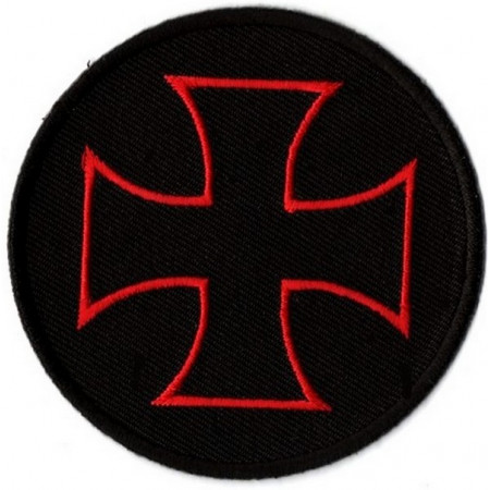 Patch Ecusson Red Iron...