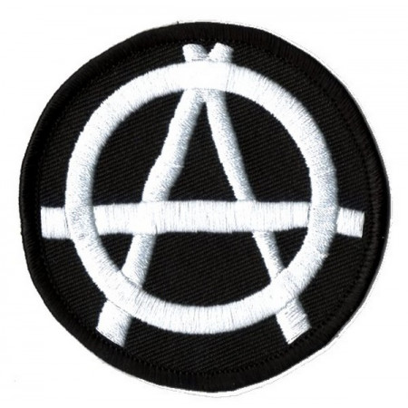 Patch Ecusson Anarchy