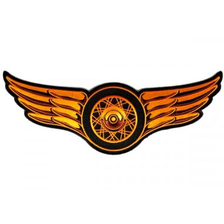 Patch Ecusson Biker Wings...