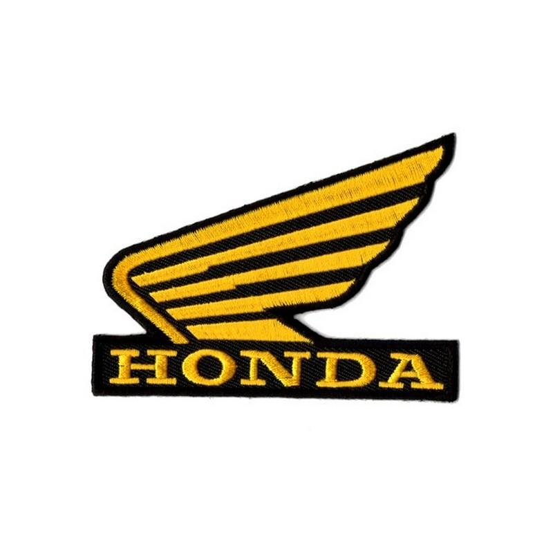 Patch Ecusson Biker Honda Wing