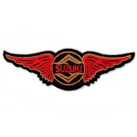 Patch Ecusson Biker Suzuki...