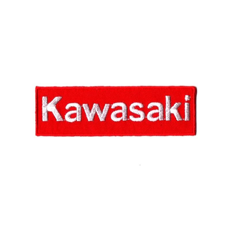Patch Ecusson Biker Kawasaki