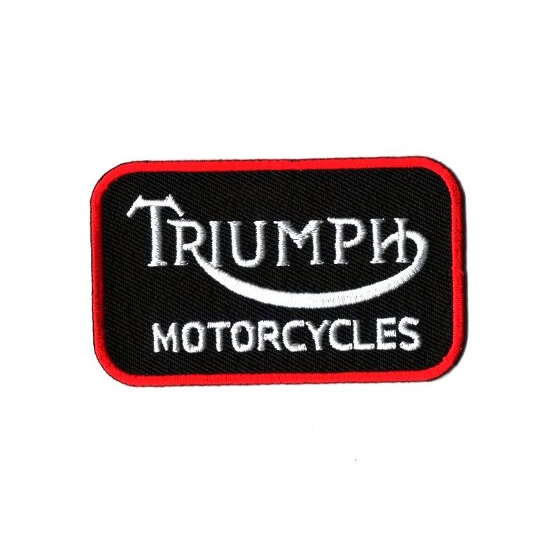 Patch Ecusson Biker Triumph...