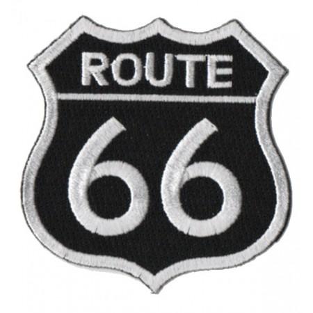 Patch Ecusson Biker Route...