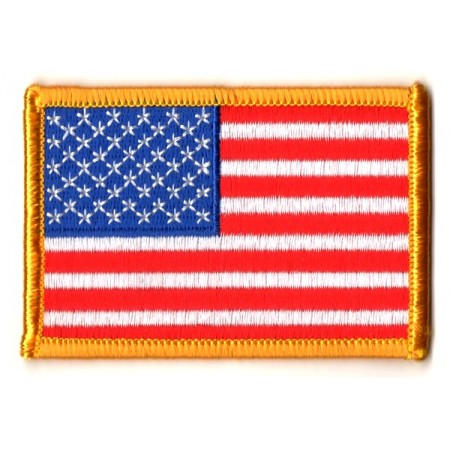 Patch Ecusson Drapeau USA