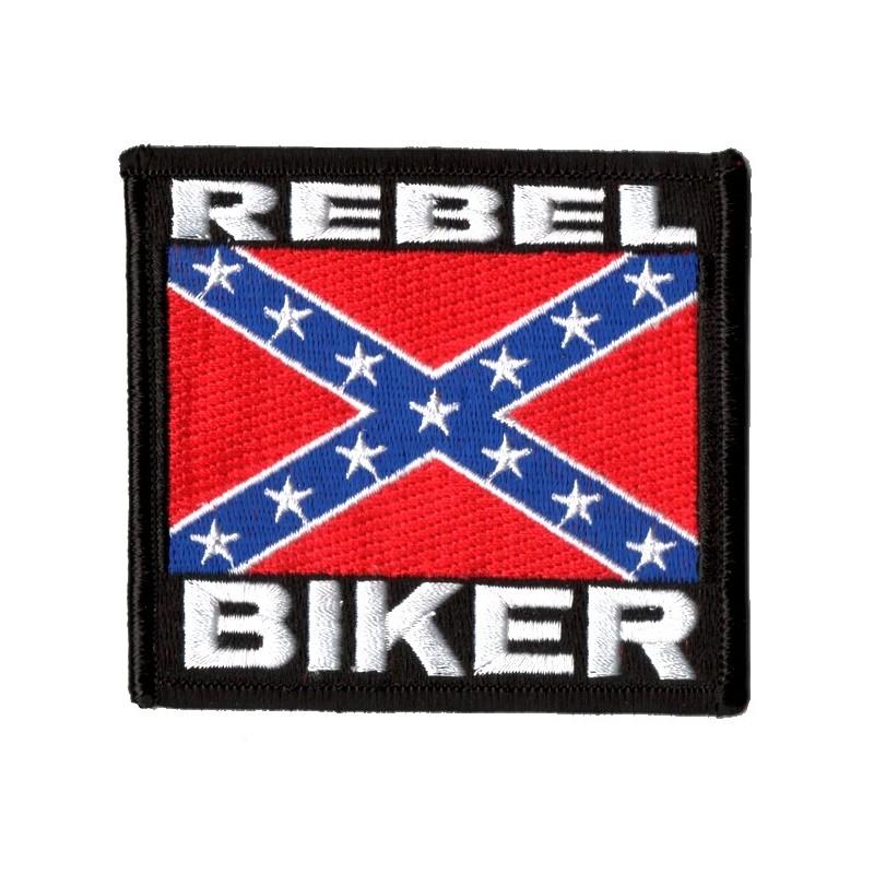Patch Ecusson Biker Rebel...