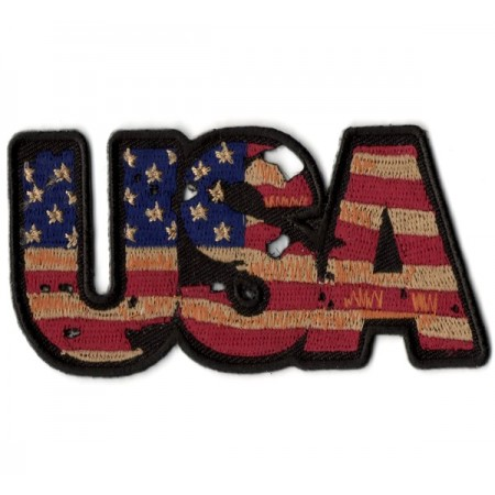 Patch Ecusson Biker USA...